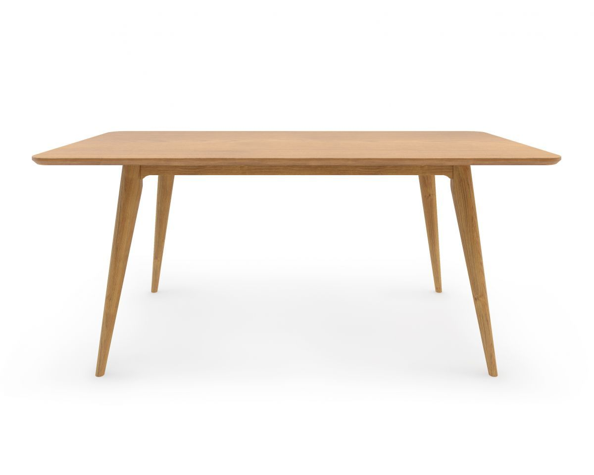Sven Dining Table Mid century modern Mid century and Solid wood