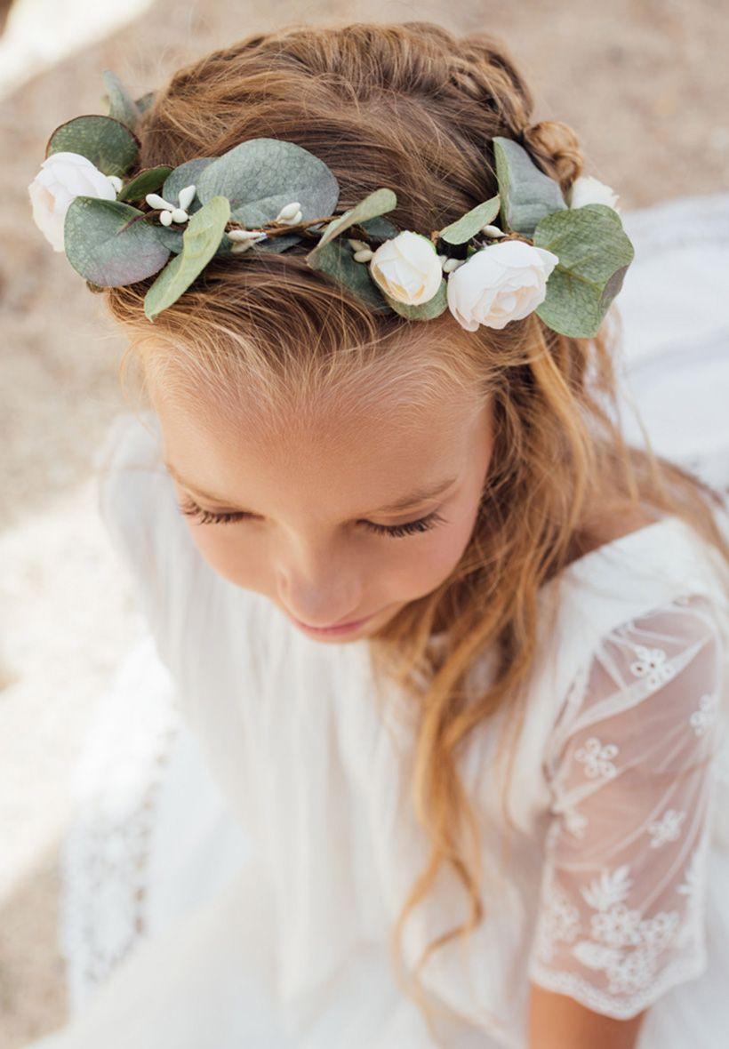 39+ Couronne de fleurs mariage coiffure idees en 2021