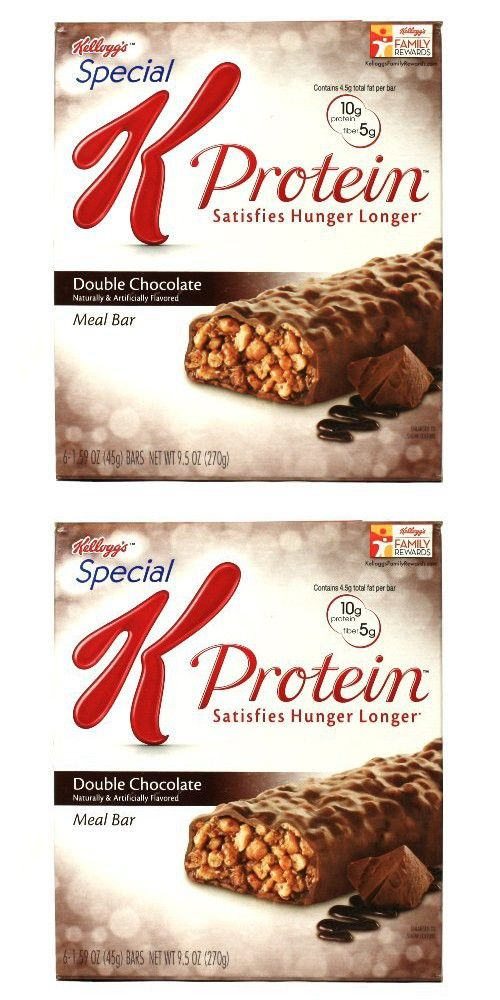 Kellogg S Special K Protein Meal Replacement Bar Double Chocolate