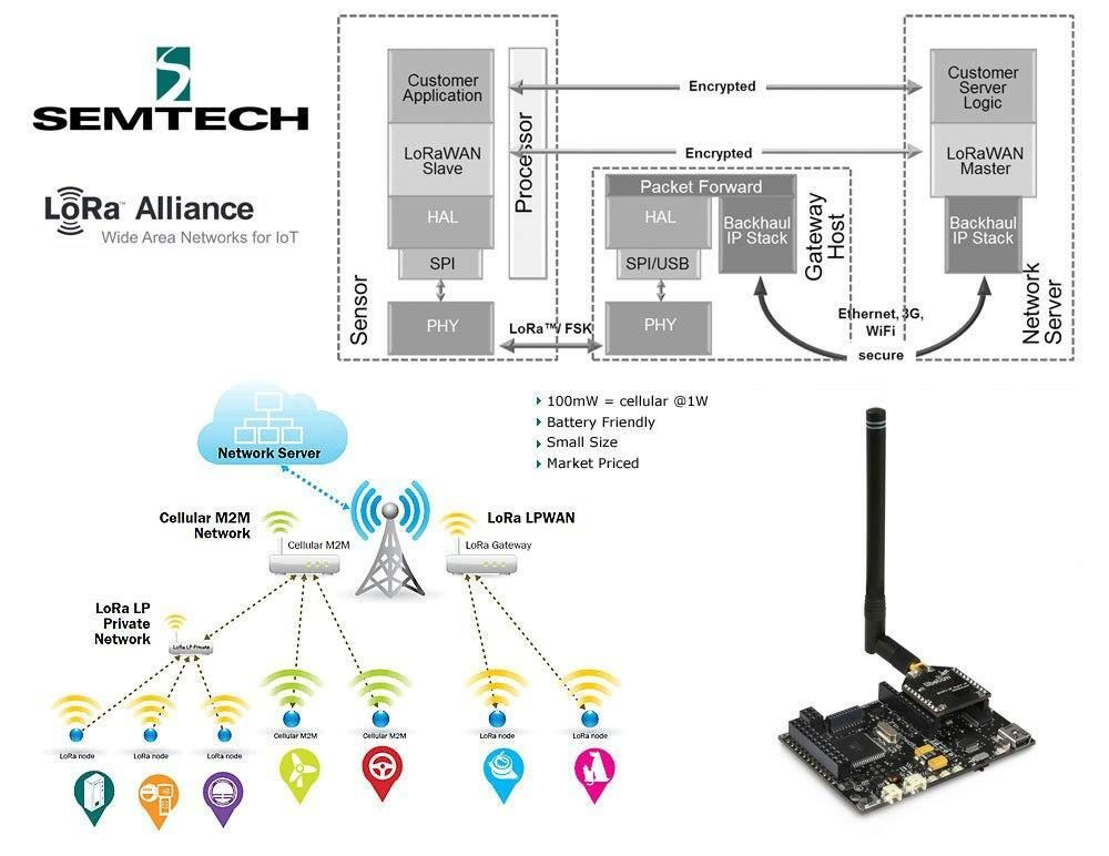 guide to lora network protocol and long range wireless iot iot rh pinterest com