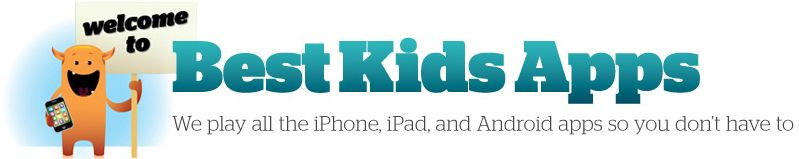 another {short} list of kids apps for the kindle