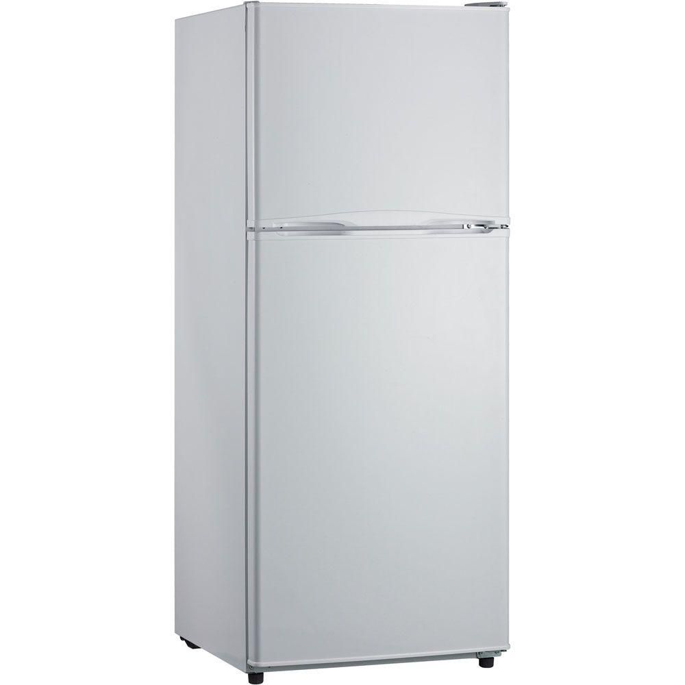 Hanover Frost Free 10 Cu Ft Top Freezer Refrigerator In White Hanrt10cw The Home Depot Top Freezer Refrigerator Top Mount Refrigerator Refrigerator