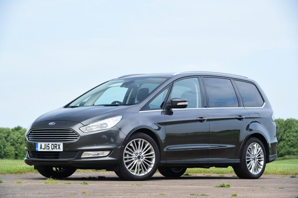 Ford Galaxy Mpv Pictures