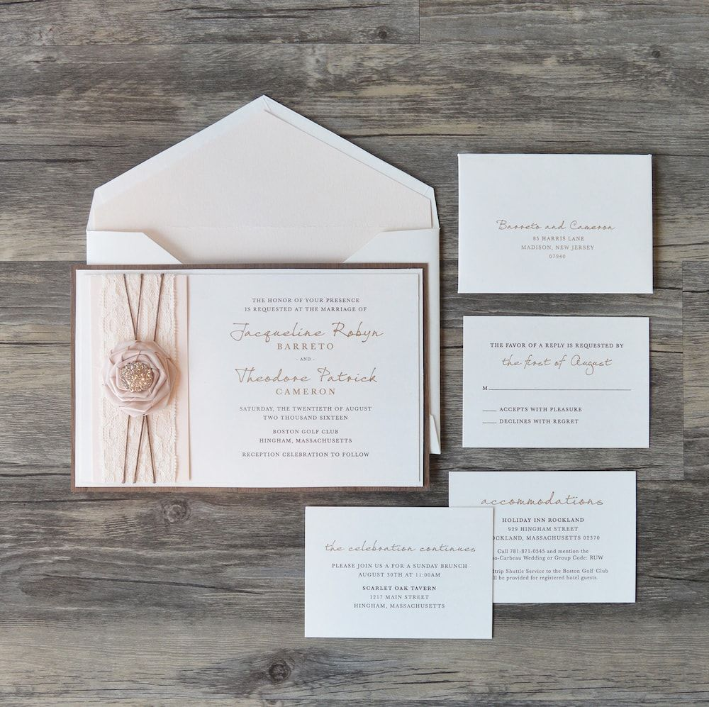 Rose | Engaging Papers | Wedding Invitations | Pinterest | Wedding ...