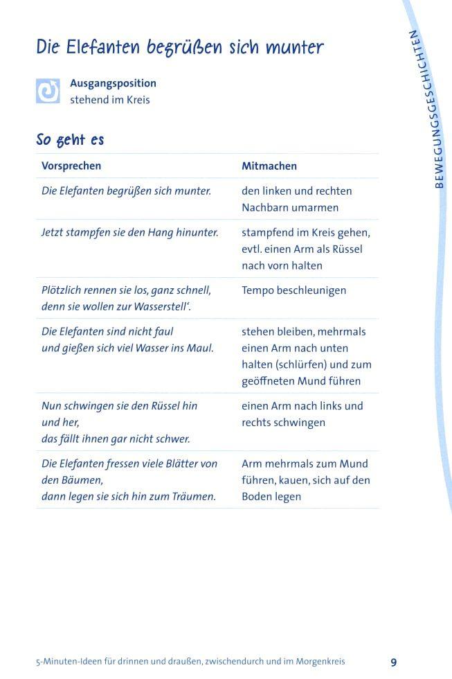 Blick ins Buch. Von Midvox. | Ovi német | Pinterest | Kindergarten ...