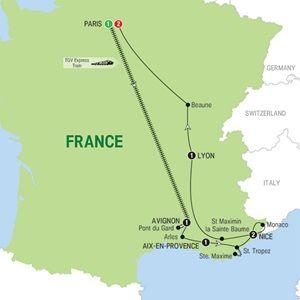 Ramelle France Map.Wonderful France 2015 Usa Trafalgar Tours France Pinterest