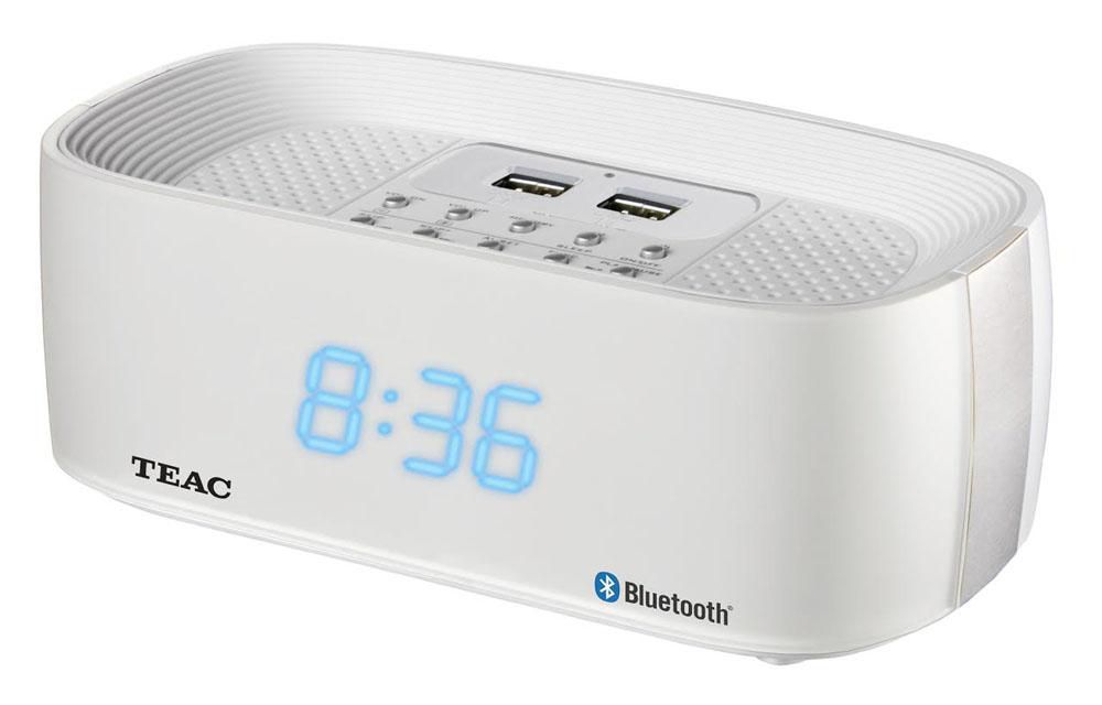 Teac Q7 Bluetooth Radio - White | Buy Online in South Africa | takealot.com