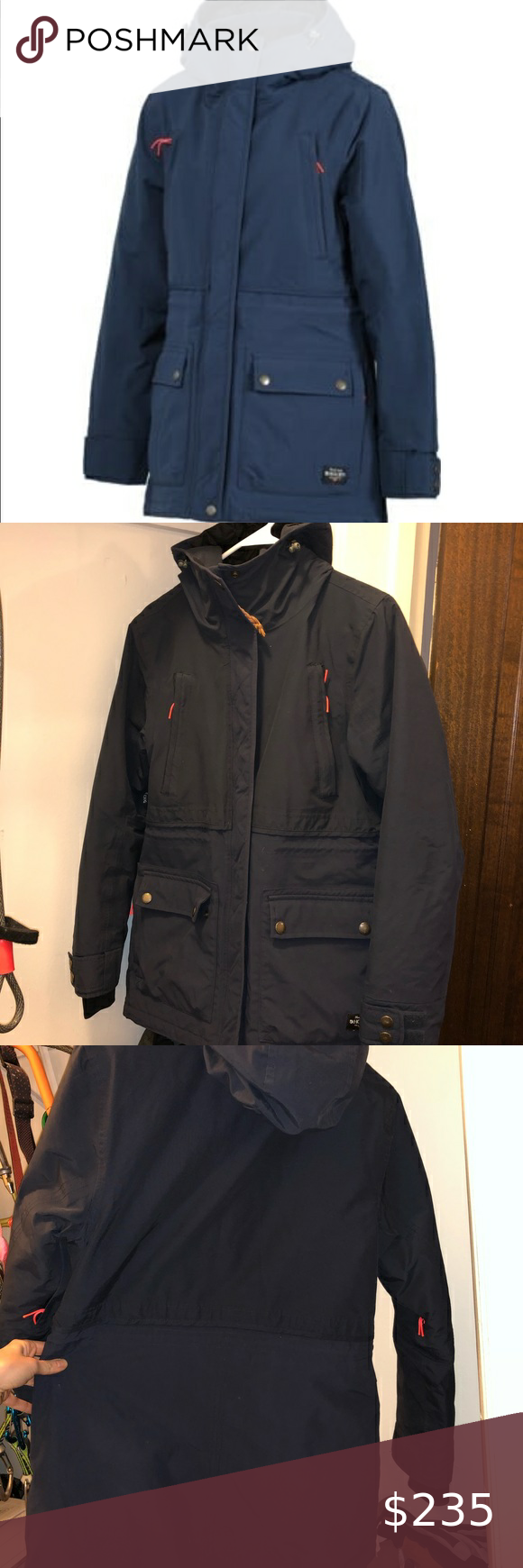 Holden Outerwear Snowboarding Jacket Holden Shelter Jacket The Perfect Balance Btw Shell Insulator And Comes With All The Holden Outerwear Jackets Outerwear [ 1740 x 580 Pixel ]