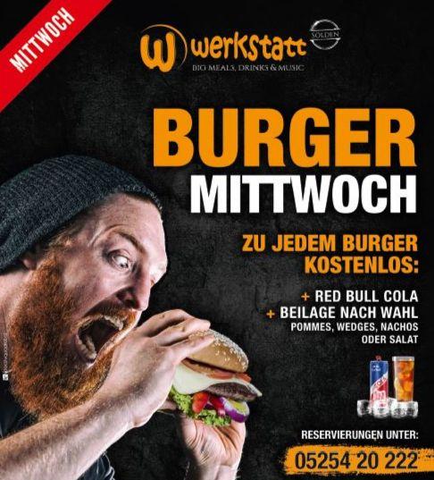Burger Mittwoch