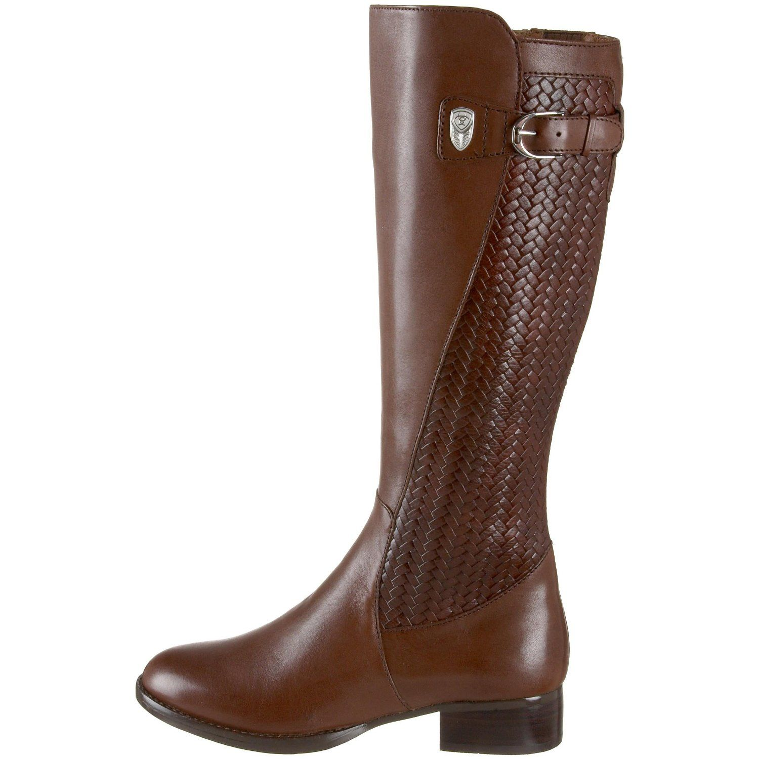 horse riding boots women | Sizing Information for Ariat Plymouth ...