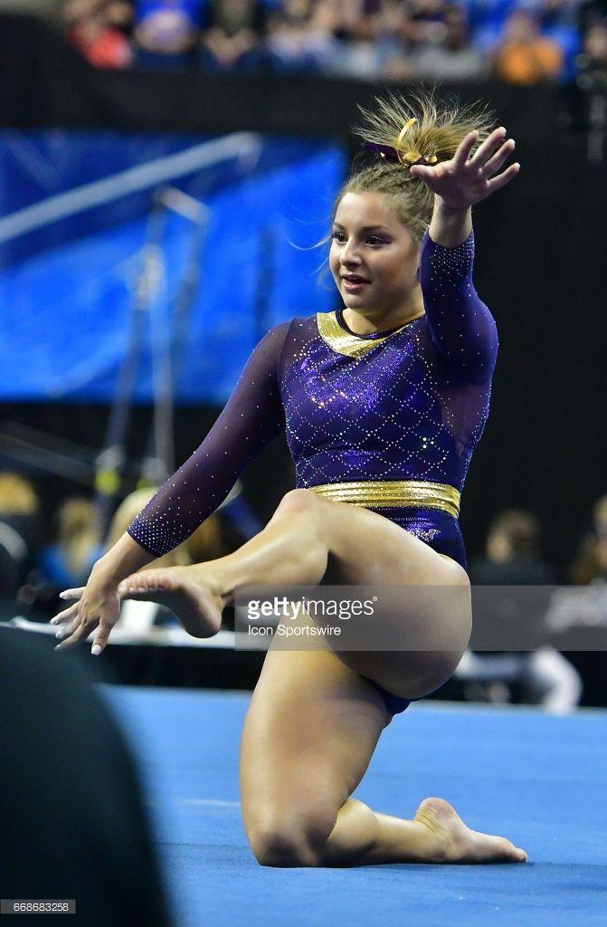 Gymnastics floor women