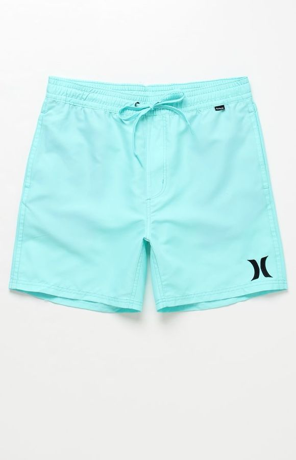 """Hurley One & Only Volley 17"""" Boardshorts"""