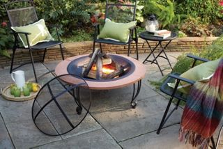 Fire Pit Project Outdoor Spray Paint Projects Krylon Outdoor Fire Pit Designs Outdoor Fire Pit Outdoor Spray Paint