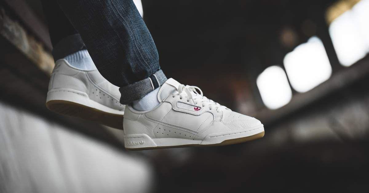 Adidas Continental 80 Off White 43einhalb Sneaker Store Sneakers Men Fashion Sneakers Men Classic Sneakers