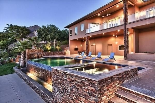 most amazing pools above ground pool ideas pool deck ideas contemporary patio design. Interior Design Ideas. Home Design Ideas