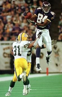Randy Moss. This man made me love the NFL. He was my idol. I used to want  to be him. A tall bac19cc3b
