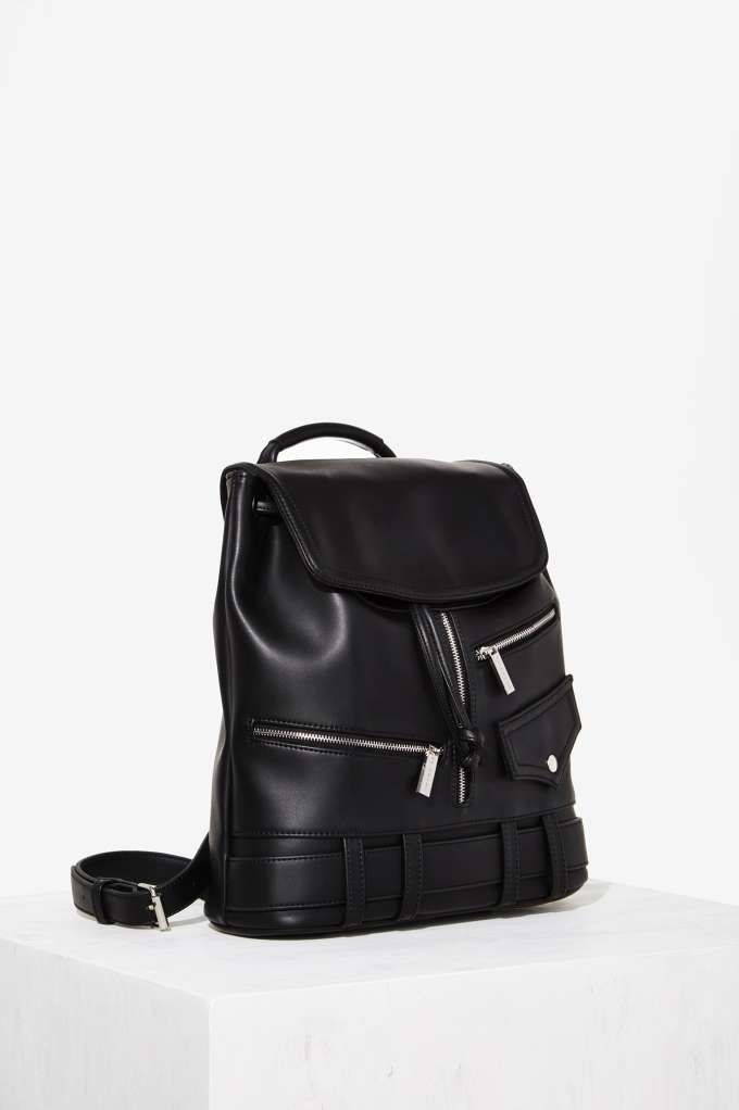 Skinnydip London Need for Speed Moto Backpack - Bags + Backpacks