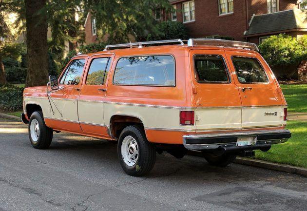 Sweet Silverado 1977 Chevrolet K20 Suburban In 2020 Chevy