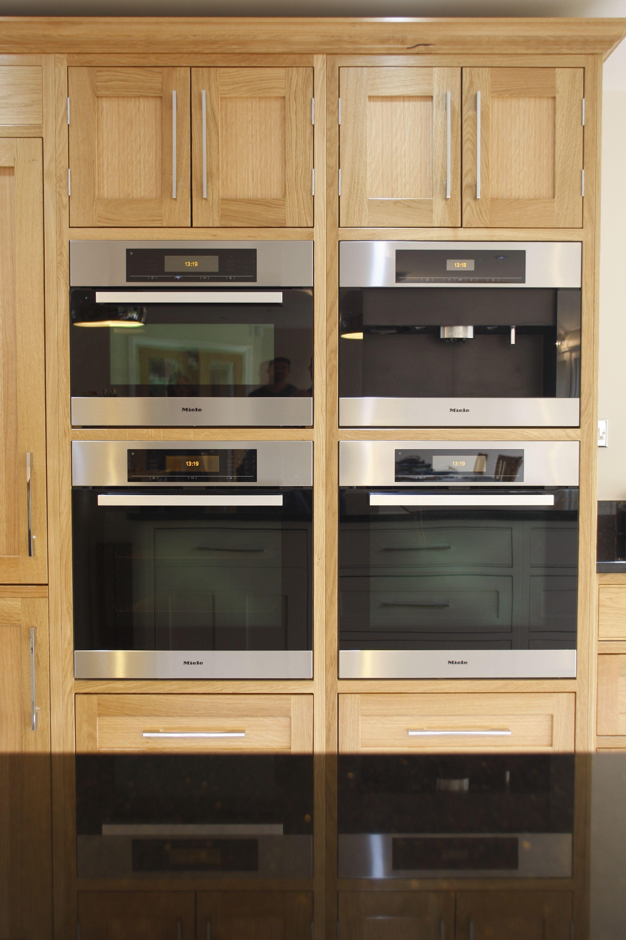 Double oven sets - Kosher Kitchens #KosherKItchens #TWKC ...