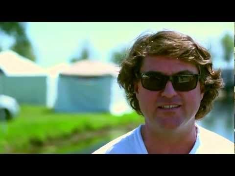 Keller Williams Talks About Gathering of the Vibes 2012