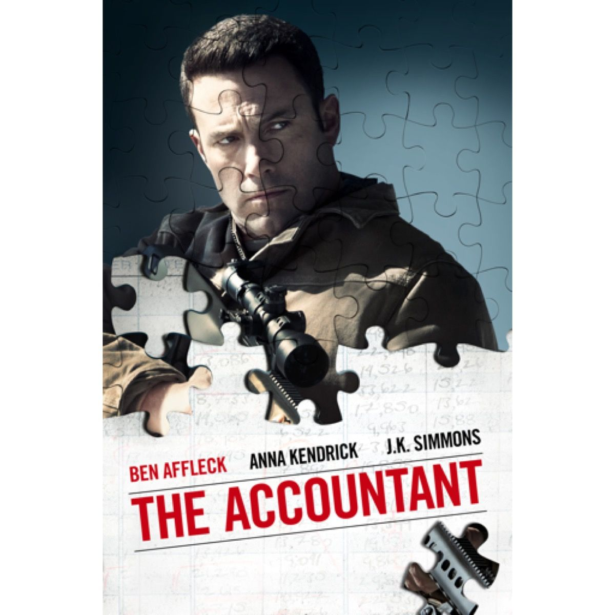 The Accountant, 67 off, ↘️ 4.99 The accountant movie