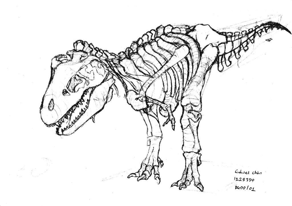 Rex-Dinosaur-Template-a-Sketch-of-a-t-Rex-Dinosaur-inside-Dinosaur ...
