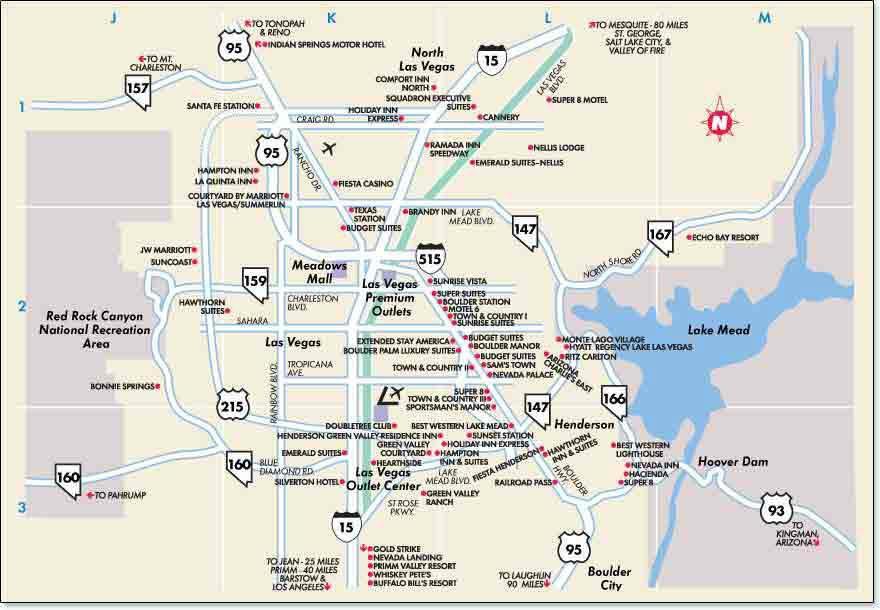 Las Vegas and Henderson Neighborhoods | Las Vegas Real Estate ...