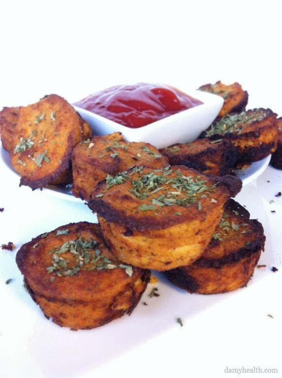Vegan Cauliflower PIzza Bites