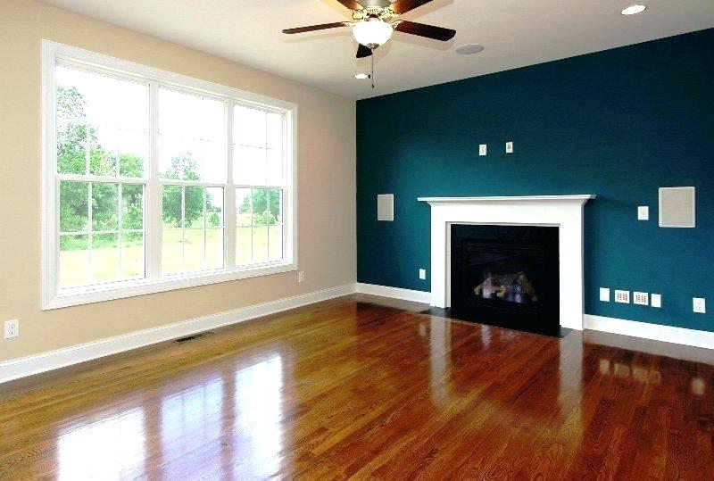 Bold Color On Big Wall Opposite Windows White Accents Cream Main Walls Accent Walls In Living Room Brown Living Room Living Room Colors