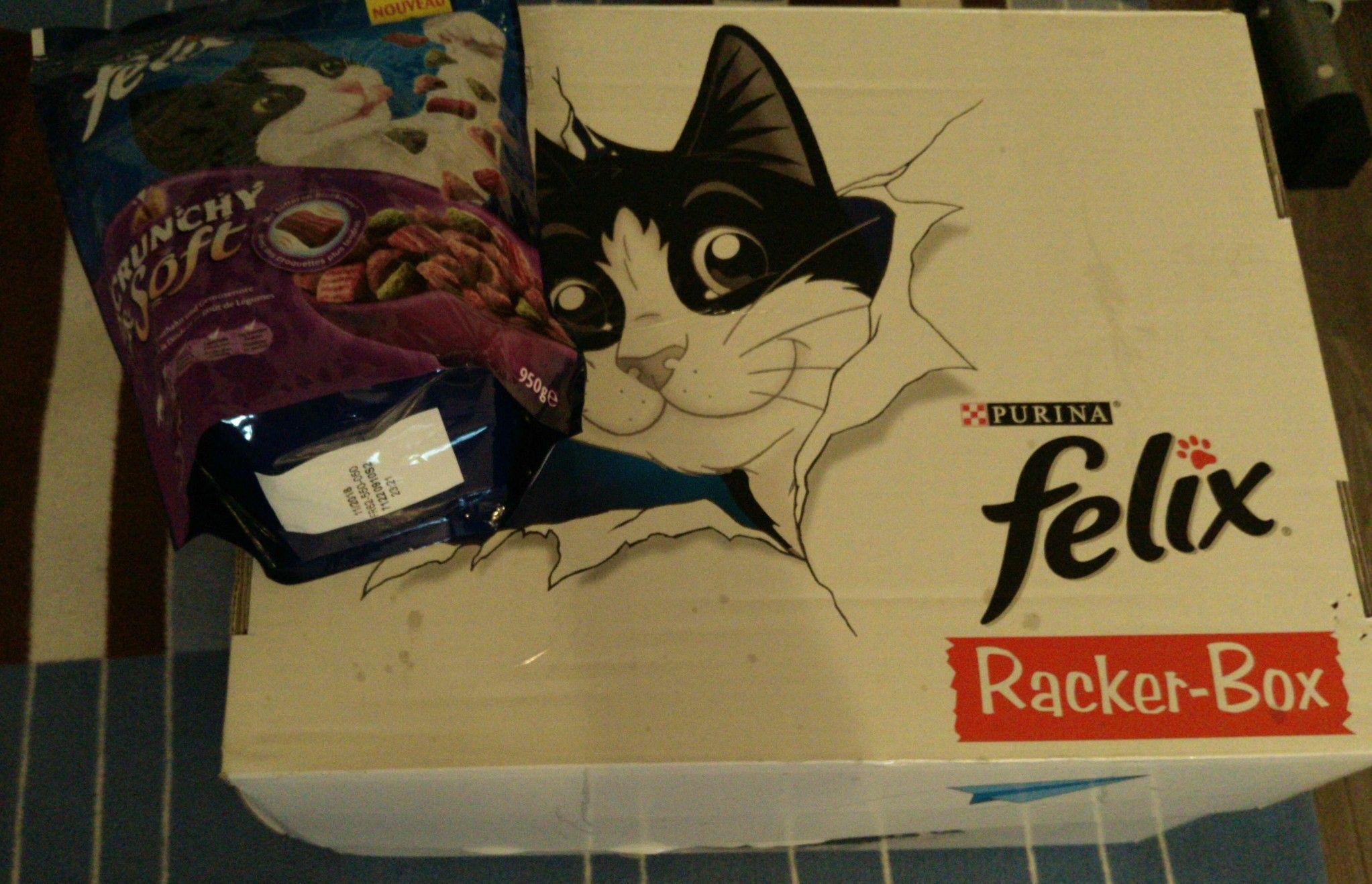 Tolles Testpaket Von Felix Erhalten Meine Katze Liebt Es