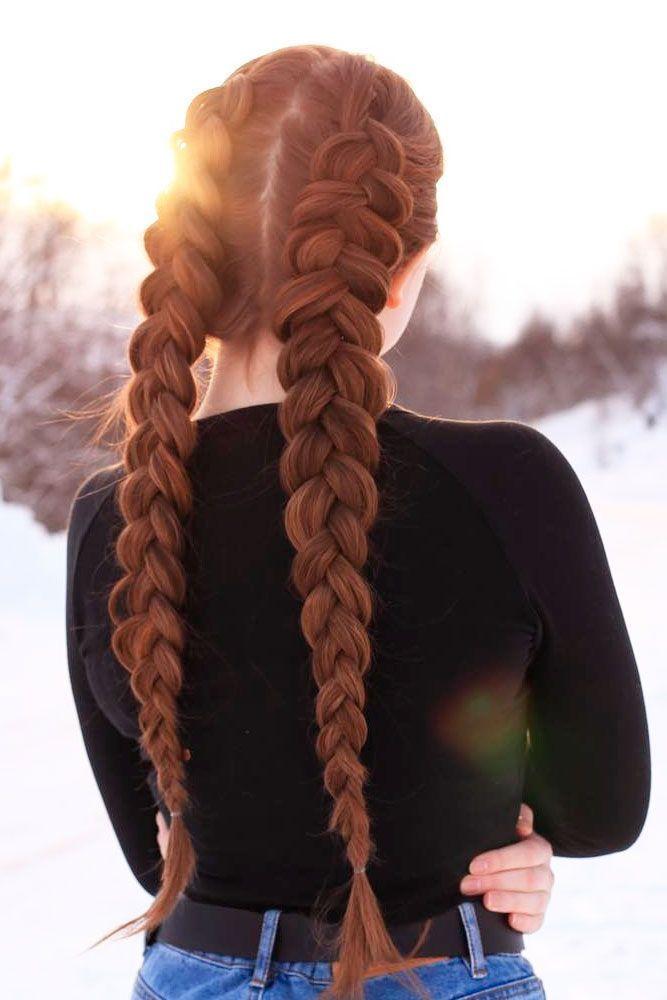 Pin Von Braidslife Haarblog Frisuren Haarpflege