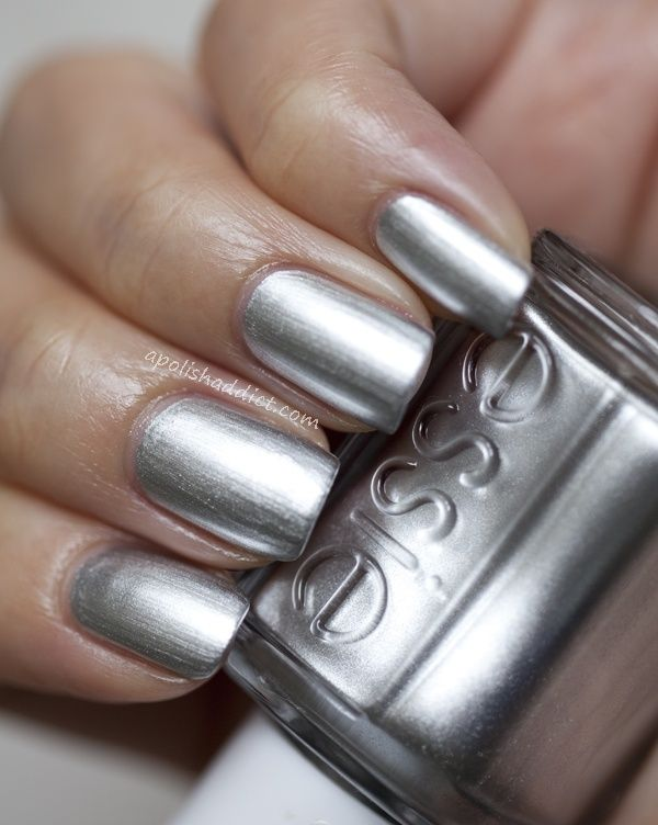 essie no place like chrome - Buscar con Google | My Style ...