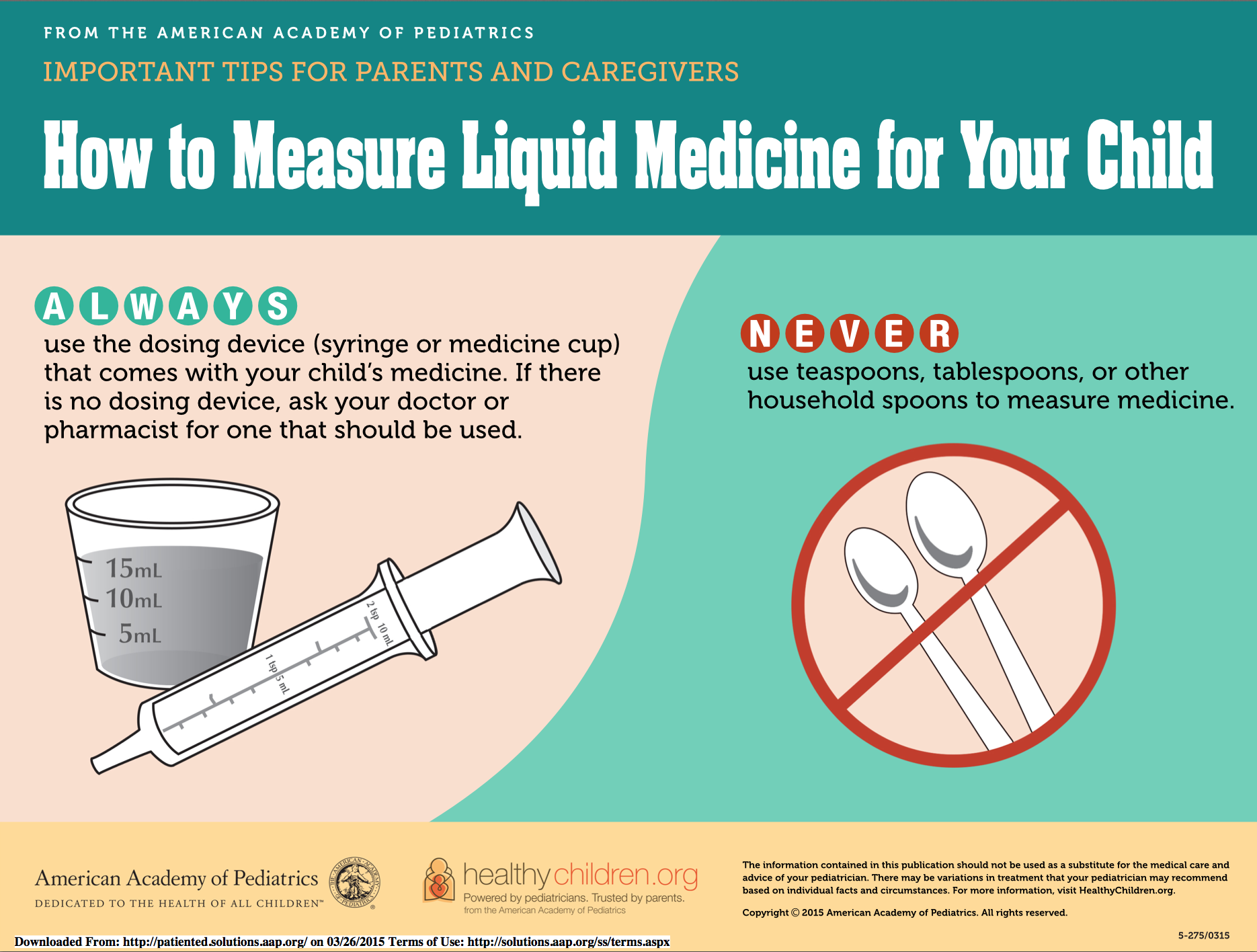 Accidental Medication Overdoses The Pediatric Case For U