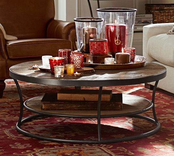 Bartlett Coffee Table Pottery Barn Home Decor Pinterest Barn - Pottery barn bartlett coffee table