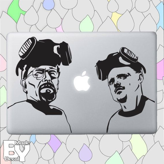Breaking Bad Vinyl Decal sticker for MacBook or by ...
