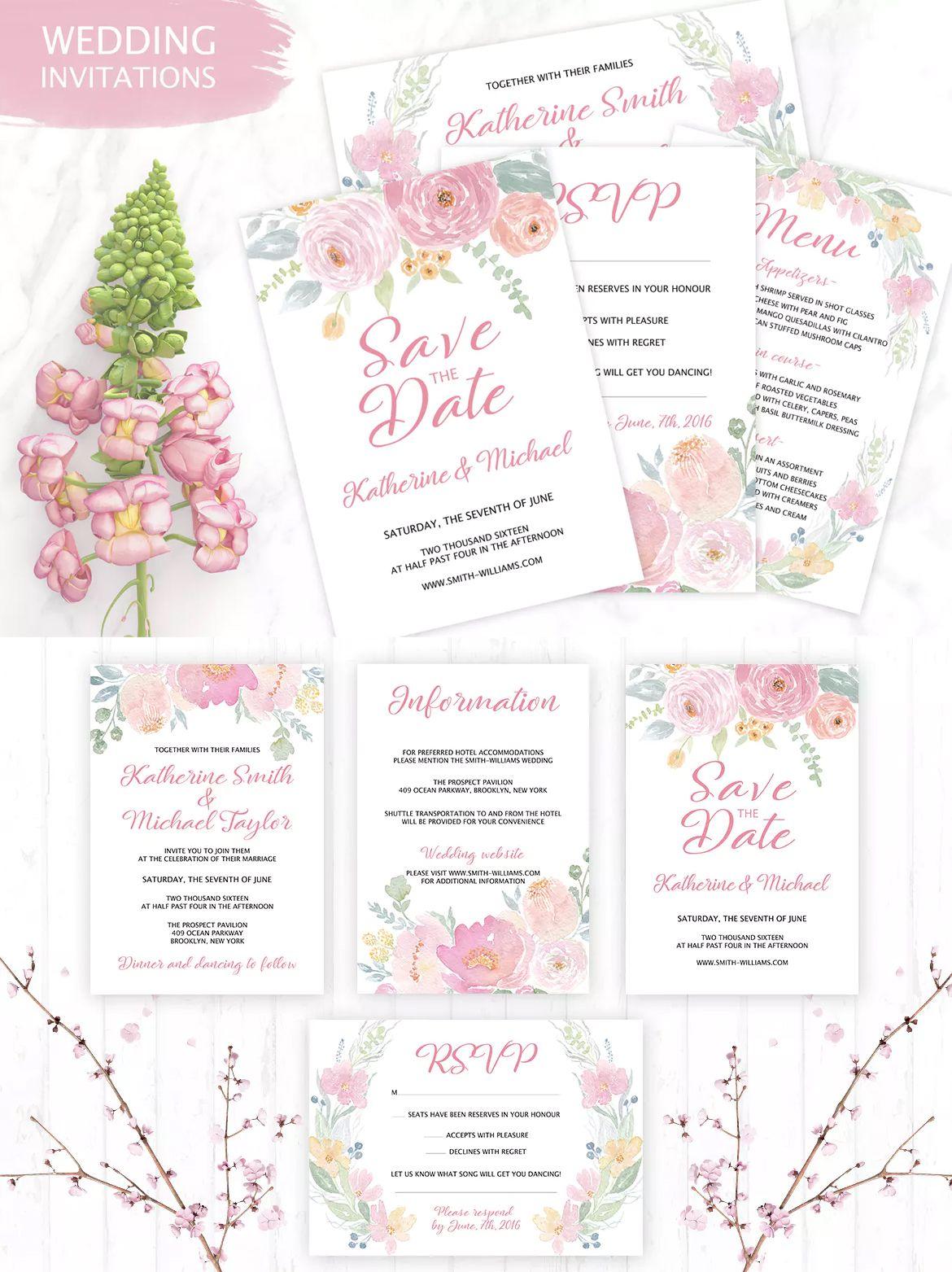 Tender wedding invitation templates psd wedding invitation card card templates tender wedding invitation templates psd stopboris Images