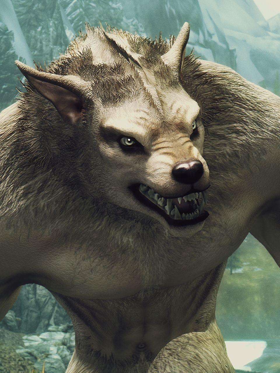 Moonlight Tales - Werewolf and Werebear Essentials at Skyrim