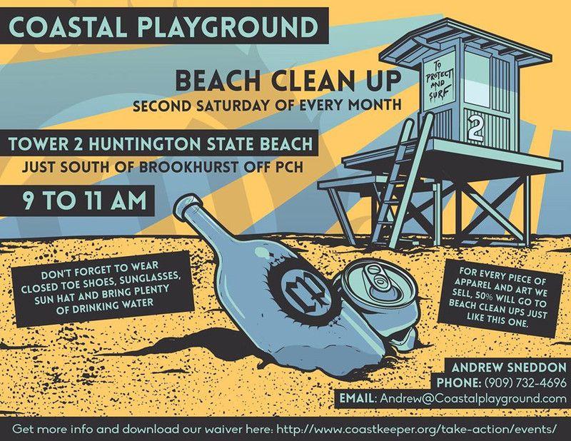 Huntington Beach, CA Come join Coastal Playground and