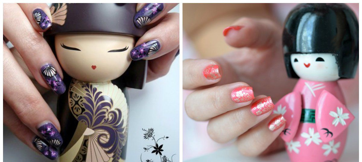 japanese nail designs,trendy japanese nails 2018 | Nails | Pinterest ...