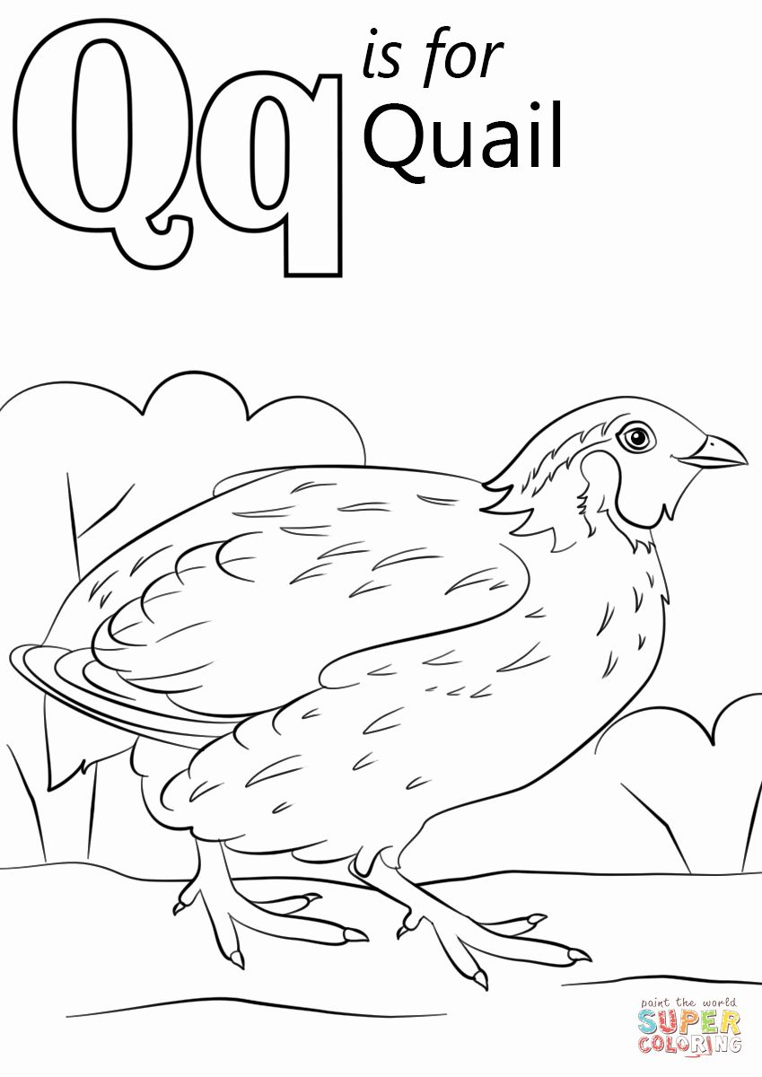Animal Letter Coloring Pages In 2020 Animal Coloring Books Coloring Pages Abc Coloring Pages