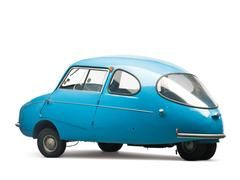 1956 Fuldamobil S-6 | The Bruce Weiner Microcar Museum 2013 | RM AUCTIONS