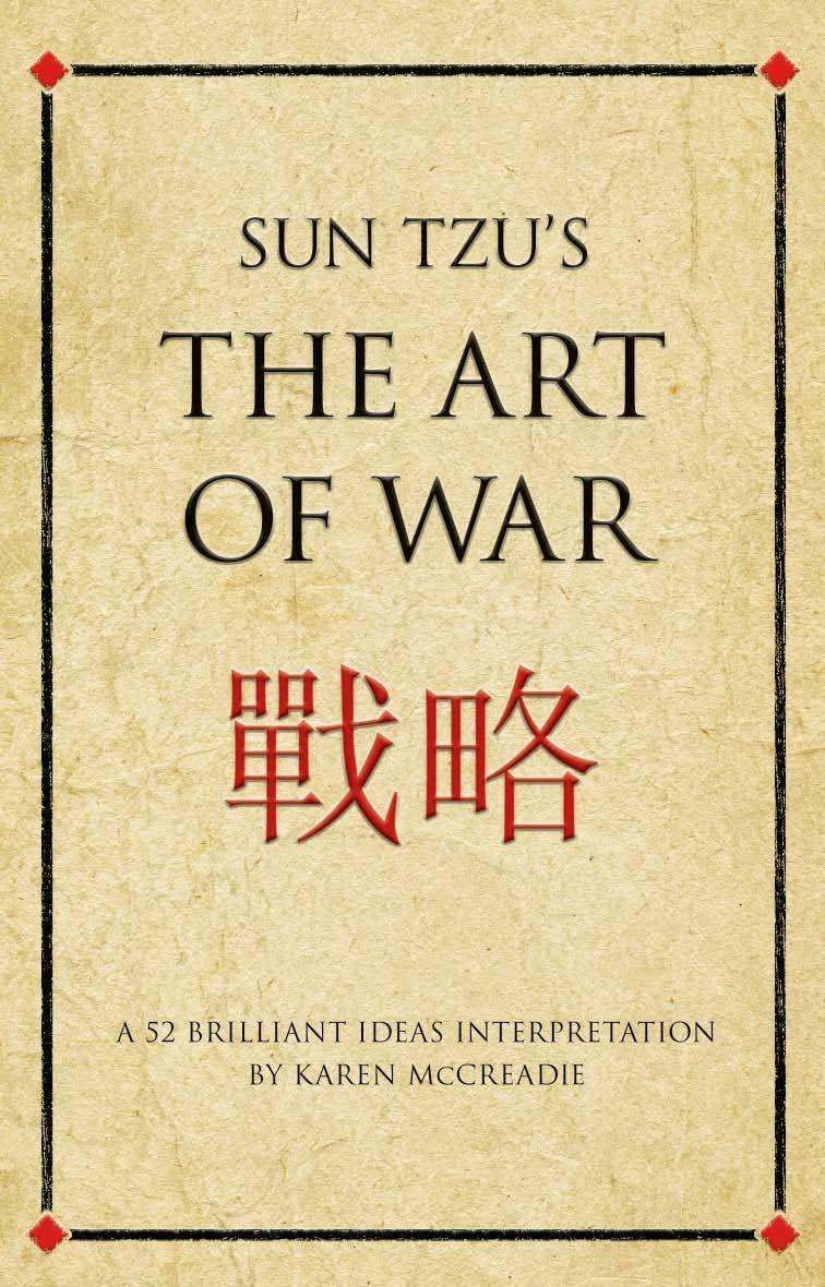 Art of war sun tzu book sun tzus the art of war