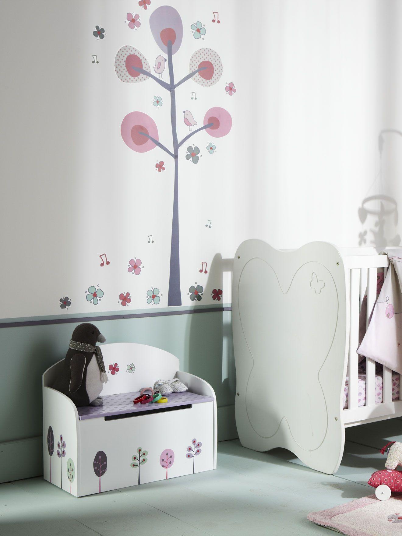 Pegatina gigante rbol habitaci n beb ni a habitaci n for Decoracion de cuartos para ninas grandes