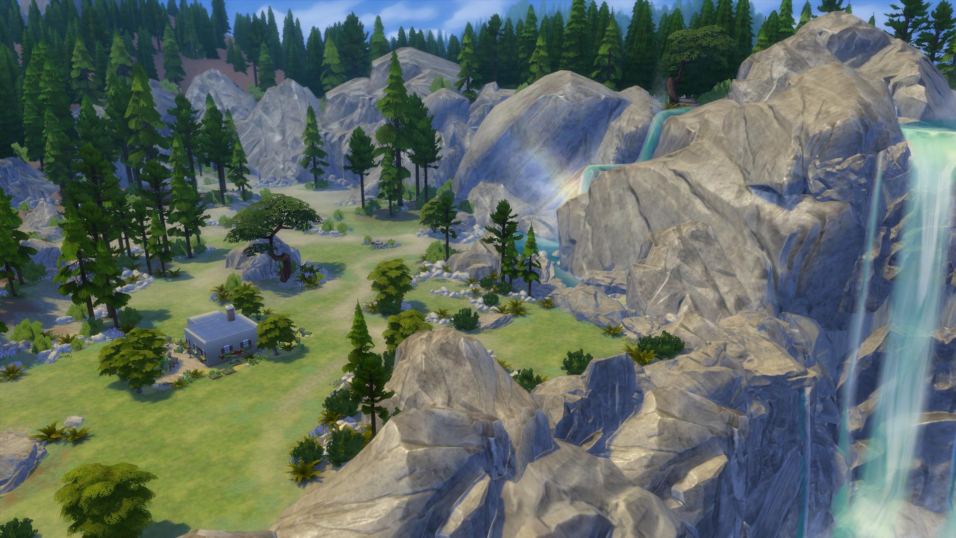 Find The Hermit Of Granite Falls In The Sims 4 Outdoor Retreat's Deep Woods  Hidden Area