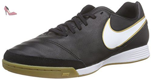 Nike Men's Tiempo Genio Leather TF- (BLACK/VOLT//BLACK) Review | Team  Sports | Pinterest | Nike men, Leather and Black
