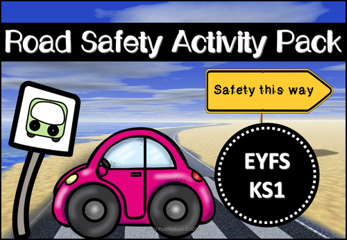 road safety activity pack eyfs ks1 my tes shop safety week safety awareness teaching. Black Bedroom Furniture Sets. Home Design Ideas