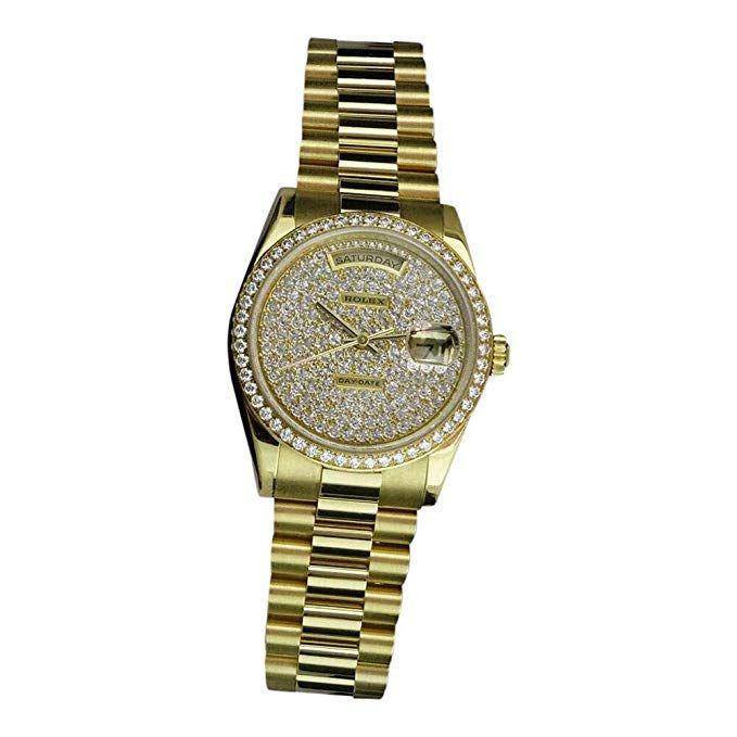 16e63dc1581 Rolex Day-Date Automatic-self-Wind Male Watch | Best Rolex luxury ...