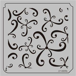 27-00096 - Wall Decorating Stencils - Wallpaper Stencils - Wall Stencil - Wall Stencils - Stencil Pattern