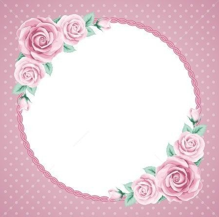 Pin By Palinbourfe On Greengate Dekupaj Flower Frame Craft Artists Decoupage Paper