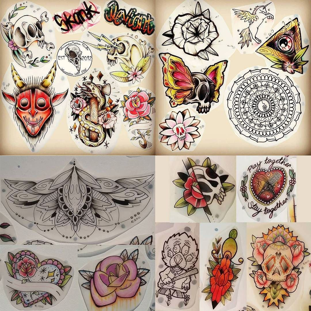 Chris cags has some amazing original designs that heud love to